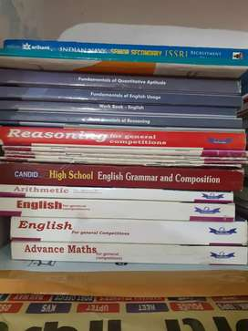 All competetive exams books