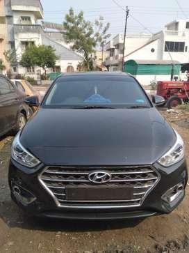 Hyundai Fluidic Verna 1.6 CRDi S, 2019, Diesel