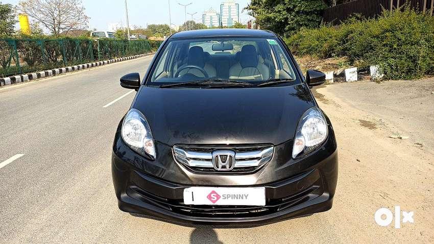 Honda Amaze 1.2 S i-VTEC, 2015, Petrol 0