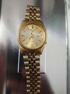 Seiko 5 automatic Gold Vintage