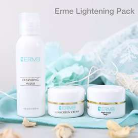 Erme Lightening pack by erme SKin Care Clinic