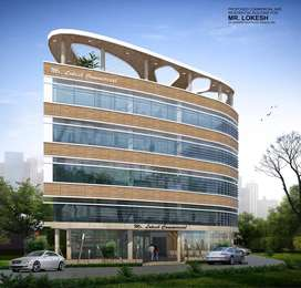 Newly constructed commercial Building for Rent at Arekere Main Road