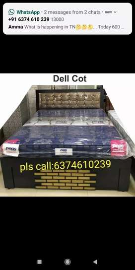 Brand New Cot available Factory sale