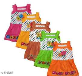 Baby boys and girls regular use dresses combo pack available