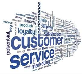 Client Servicing Executive (Female)
