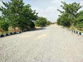 Plots very near to Timmapur Railway station location Chegur