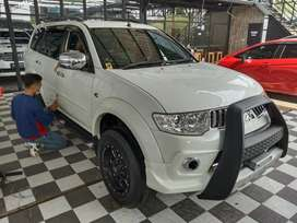 Pajero exceed limited, antik KM 55rb
