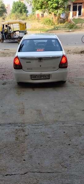 Toyota Etios VX Xclusive, 2011, CNG & Hybrids