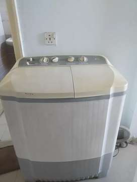 Manul washing machine with dry clean capacity 7kilo