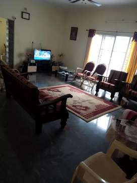 3bhk 1st floor spacious House for rent in saraswathipuram