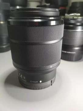 Bisa tt lensa sony fullframe 28-70mm copotan a7
