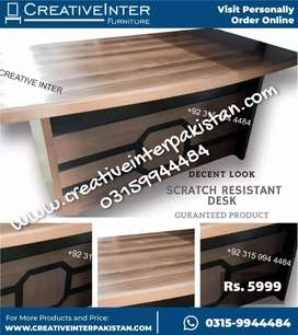 Office table bestest look Computer study workstation chair sofa bed
