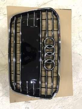 Audi A6 matrix style chrome grill