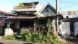Rumah Hitung tanah Nol Jalan Kalibokor. Cocok utk Usaha alfa/indomaret
