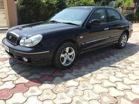 Hyundai Sonata 2002 Petrol 82000 Km Driven