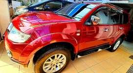 Pajero Sport Dakar Merah Maroon Limiteed Ganteng Gagah Mulus Like New