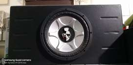 "SUBWOOFER 12"" MOHAWK + BOX"