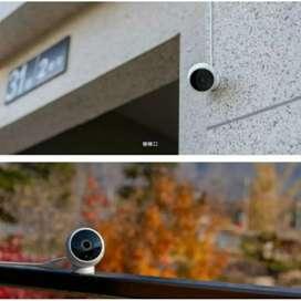 CCTV PAKET SIAP PAKAI BERSIH ip Kamera kualitas Full HD online xiaomi