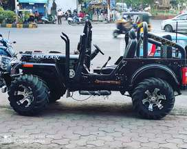 Weeding Open jeep for rent price as season