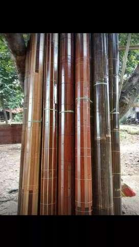 Krey bambu hitam outdoor 397