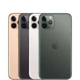 Iphone 11 pro max 512GB single gold Bisa kredit tanpa CC
