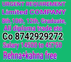 URGENT REQUIREMENT LIMITED COMPANY
