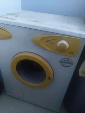 IFB front loaded washing machine