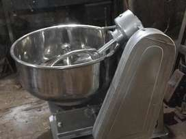 Scissor Type dough mixer machine