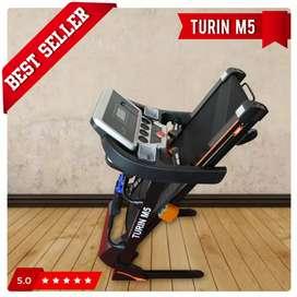 treadmill turin indoor full spec lengkap(2.5 HP)