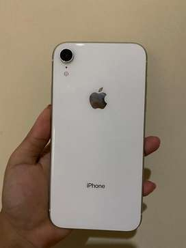 Iphone XR white 128gb
