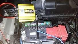 Stabilkan Arus Kelistrikan di mobil Hanya dgn Pakai Alat ISEO POWER
