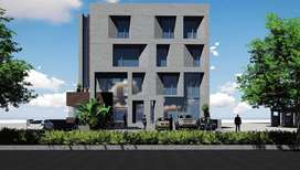 Newly Constructed Building For Rent On Main 6th Road D-Block Rwp
