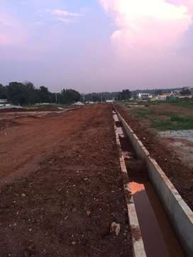 Dc converted plots in Bangrpet town off 50 kms from whitefield