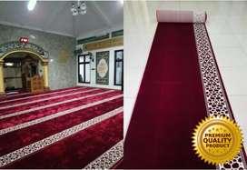 Karpet masjid premium bulu super lembut pasang Ciamis