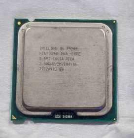 Procesor Intel Dual Core Socket 775
