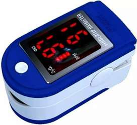 Finger Pulse Oximeter With Led Display in Pakistan