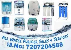All Types of Water Purifier Sales and services... M.no: 72O72O4588
