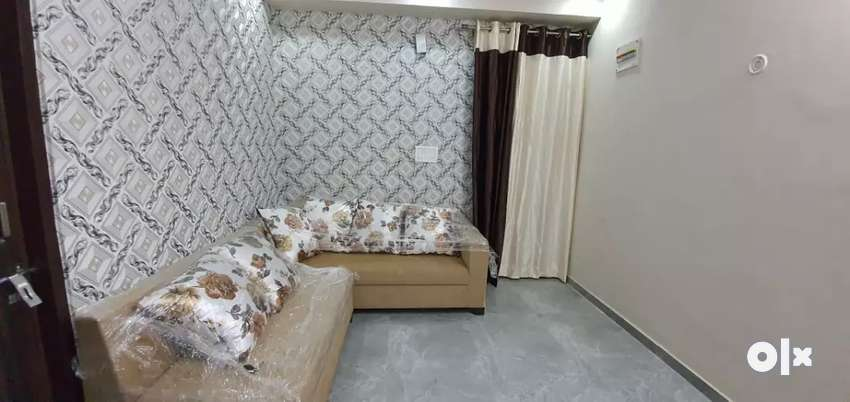 Luxury and furnished 95% lonable flats 0