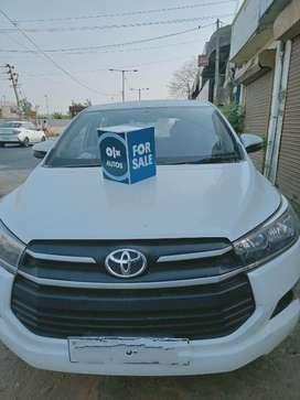Toyota Innova Crysta, 2018, Diesel