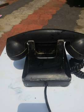Antique n vintage rotary Dial phone USA FULL