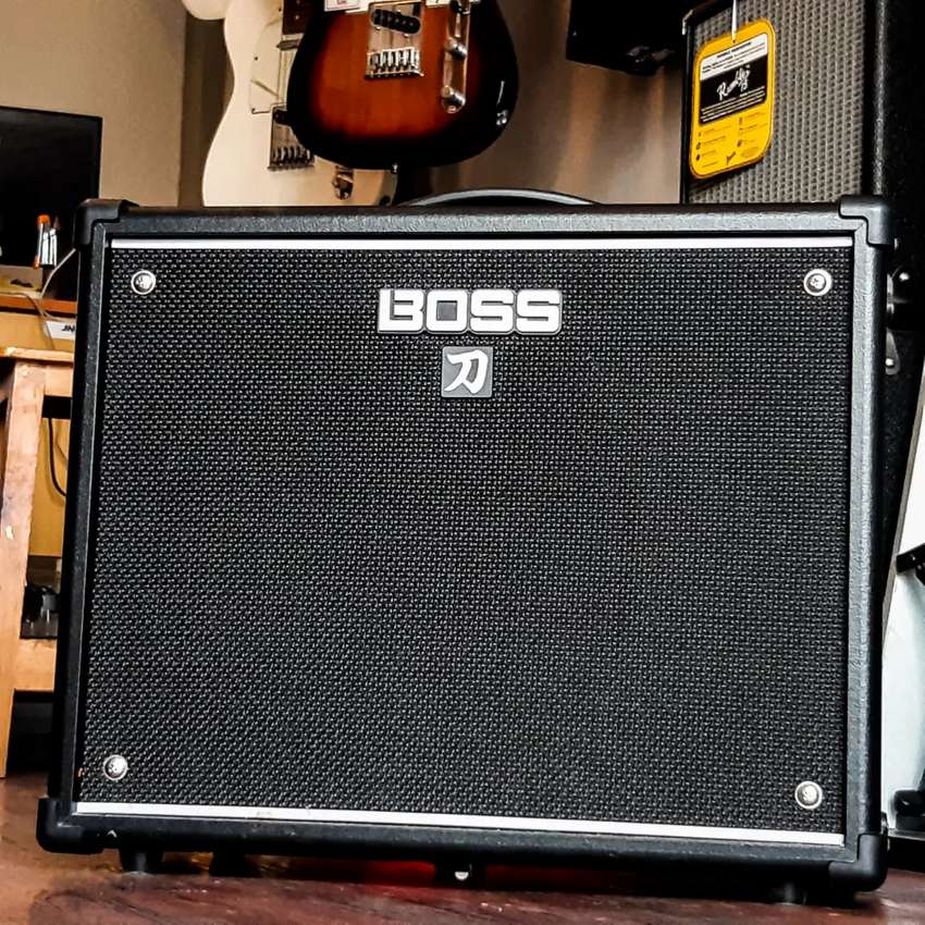 BOSS KATANA-50 Guitar Amplifier 0