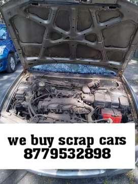 Junk car scrap car buyer