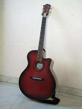 Takamin Semi Acoustic Guitar