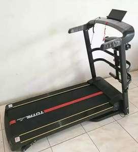 Treadmill Total TL 615 Electric 3 Fungsi Edisi Keluarga