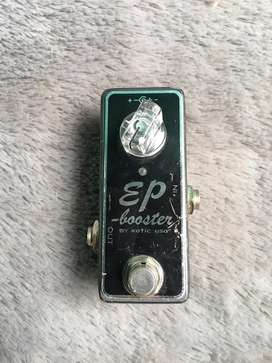 EP Booster By Xotic Made in USA
