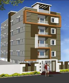 3BHK Flat for sale at Konthamuru