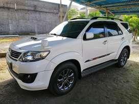 Toyota Fortuner Diesel TRD Sportivo