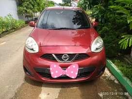 Jual mobil Nissan March 1.2 CC Tahun 2015