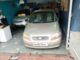 Chevrolet Sail U-VA 1.3 LT ABS, 2008, Petrol