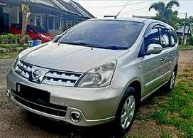 Jual Nissan grand livina xv at 2010